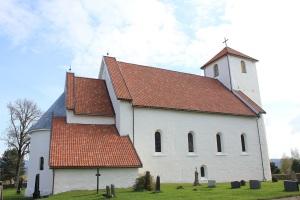 Hoff kirke, Lena