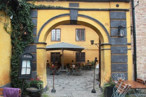 Café Celcius - portal